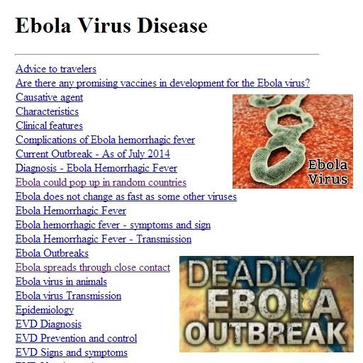 a research on the spread and prevention of the ebola virus disease evd