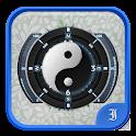 Yin Yang & Kung fu LWP HD icon