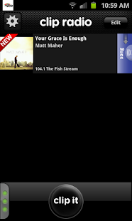 104.1 The Fish-FM - screenshot thumbnail
