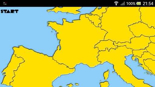 Estudiar países Europa