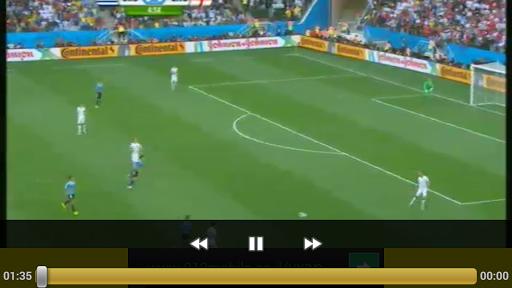 اهداف ولقطات كأس العالم 2014