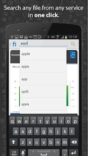 Mobifile- screenshot thumbnail