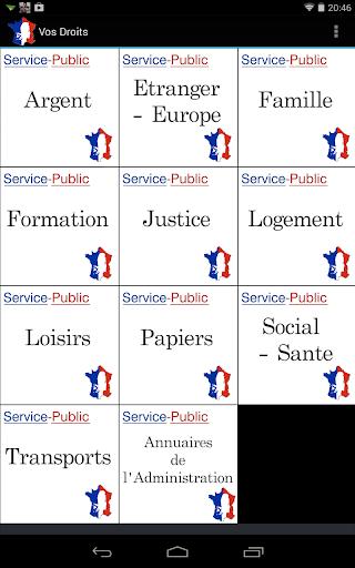 Vos Droits Quotidien France