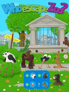 Who Escape Zoo