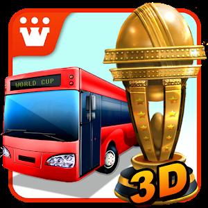 Bus 3D Parking Icon