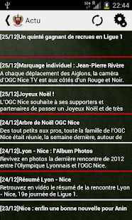 Nice Foot Actu (non officiel) - screenshot thumbnail