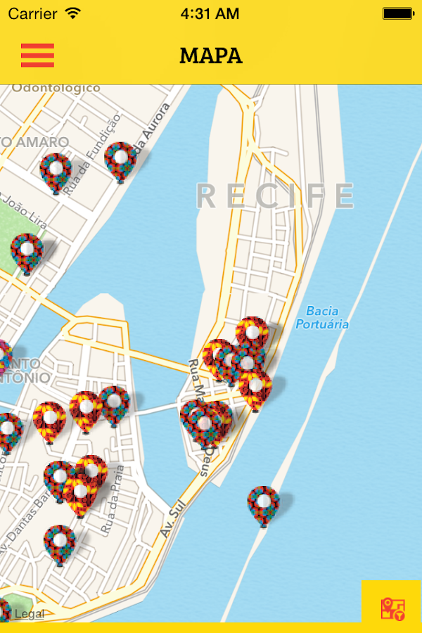 Carnaval Recife 2015- screenshot