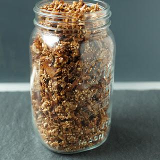 Coconut Quinoa Granola