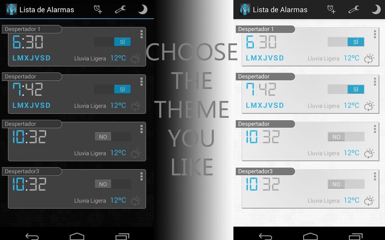 Turbo Alarm - Alarm Clock - screenshot