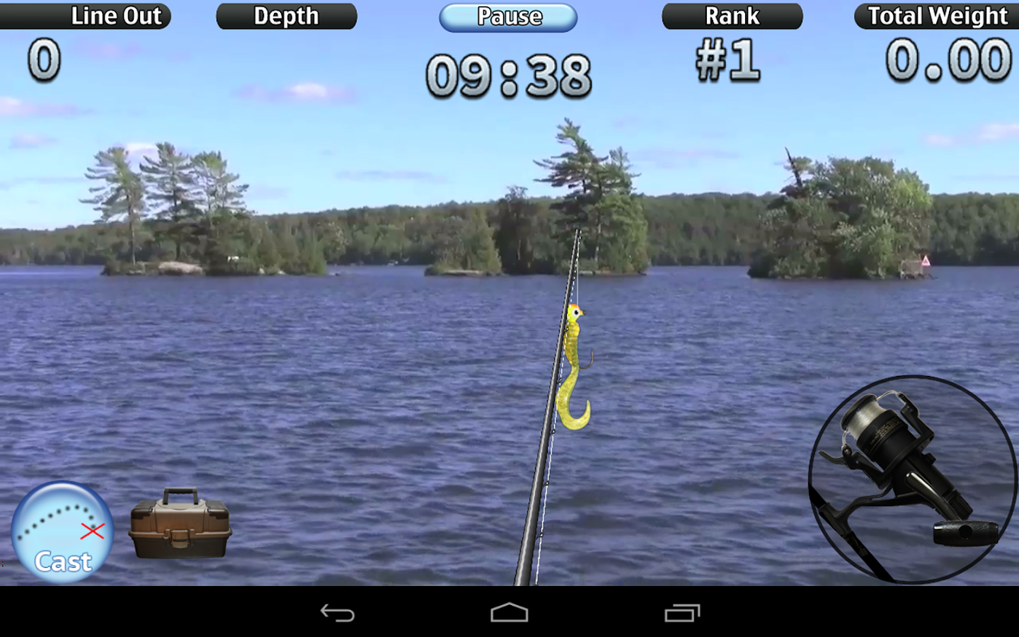 I fishing 3 android apps on google play for Fishing game android
