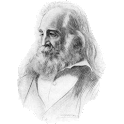 Poems. Walt Whitman logo