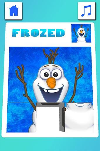 【免費解謎App】拼图 Frozen-APP點子