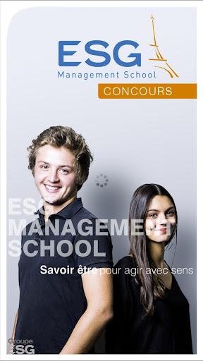 Concours ESG Management School