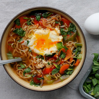 Healthier Instant Noodles