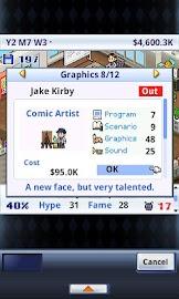 Game Dev Story Lite Screenshot 2