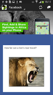 Africa: Live Safari Sightings - screenshot thumbnail
