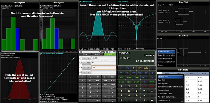 Graphing Calculator - MathPac+