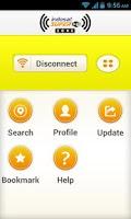 Screenshot of Indosat SuperWiFi