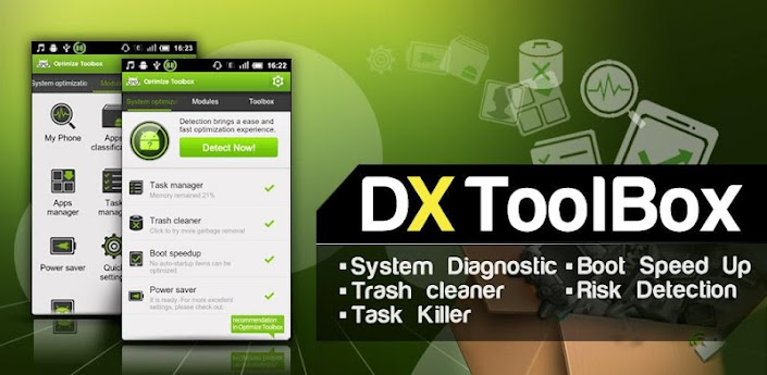 DX ToolBox  App2SD+Task Killer v2.6.5