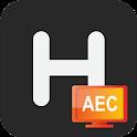 H TV AEC icon