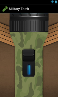 Military Torch- screenshot thumbnail