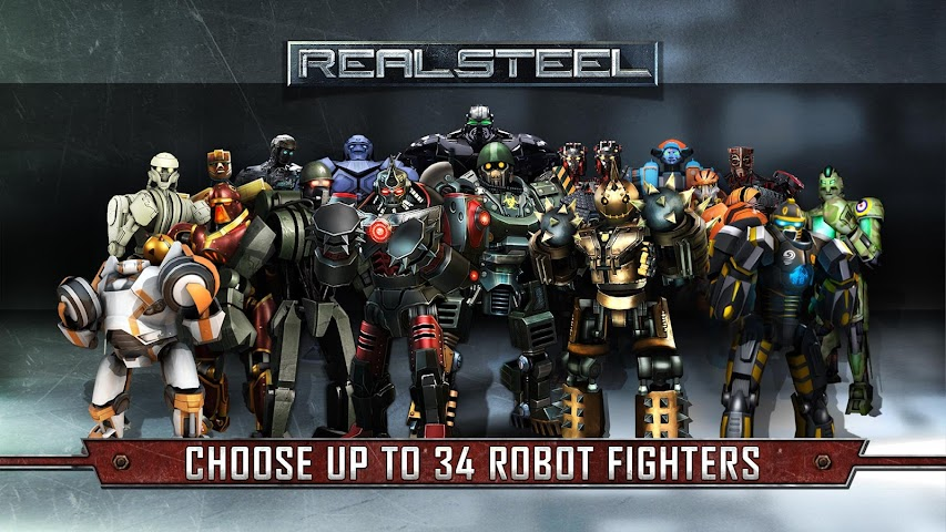 android Real Steel Screenshot 10