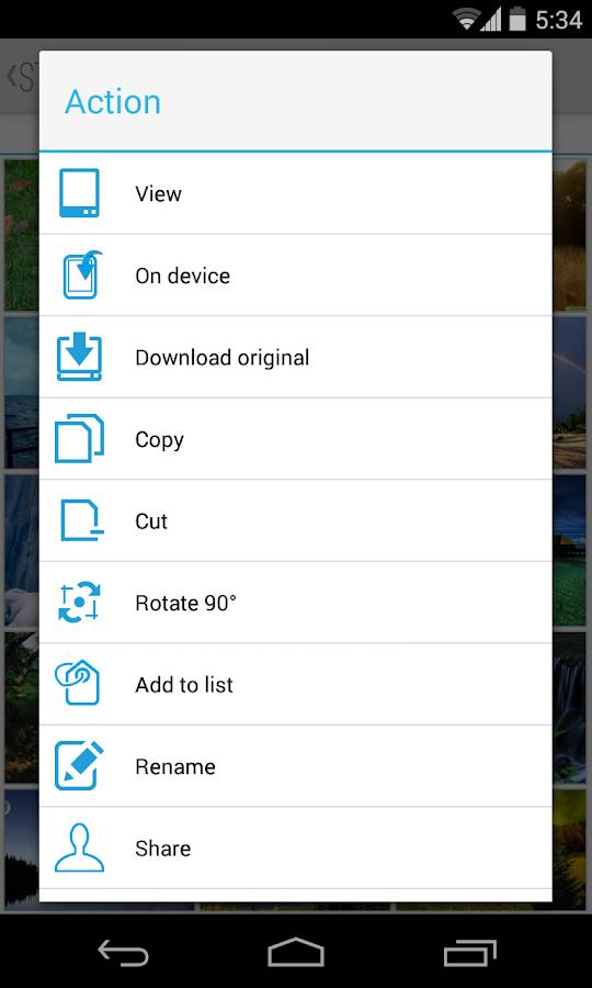 StoAmigo - screenshot