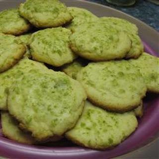 Cornmeal Cookies III