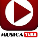 Search free music videos icon