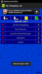 My Shopping List screenshot 6