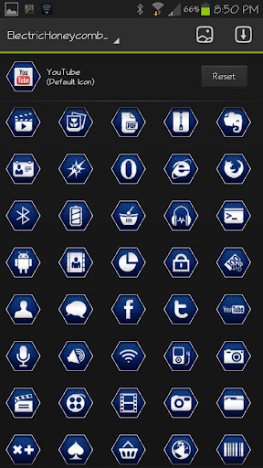 ICON PACK ElectricHoneycomb