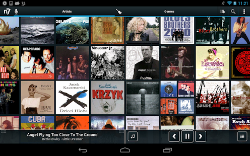 n7player Music Player - screenshot thumbnail