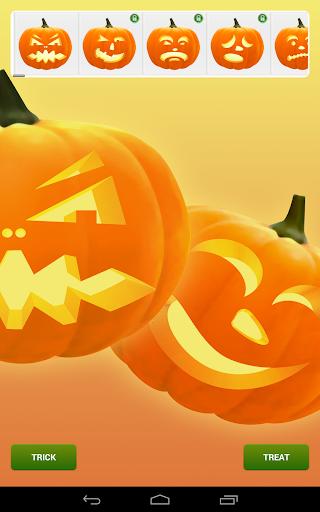 Pumpkin FACE stencils