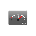 Battery Fuel Widget icon