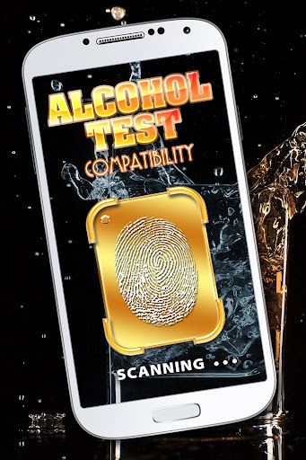Alcohol test compatibility
