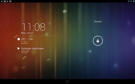 DashClock Music Extension Screenshot 3