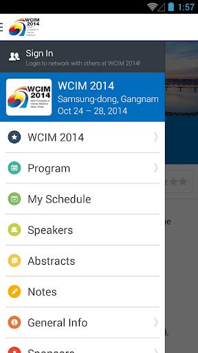 WCIM 2014