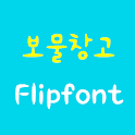 LogBomool™ Korean Flipfont icon