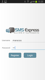 SMS Express Text App- screenshot thumbnail
