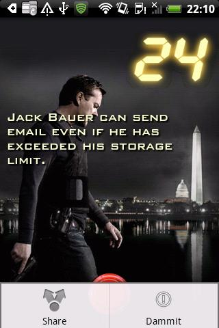 Jack Bauer Facts FREE - screenshot