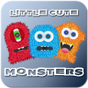 Little Cute Monsters Free icon