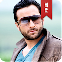 Saif Ali Khan Live Wallpaper logo