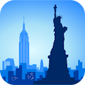 Beautiful Wallpaper New York M logo