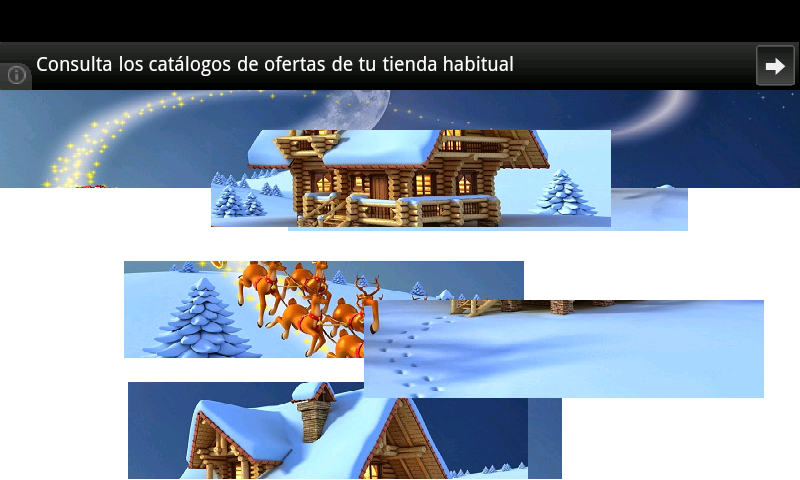 Santa Puzzles - screenshot