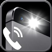 Flash-Alerts auf Call & Sms