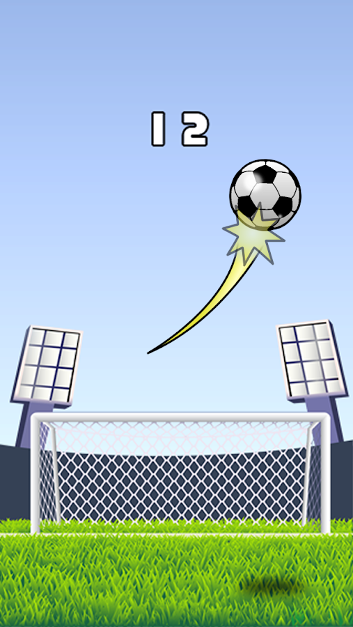 Simple Soccer- screenshot