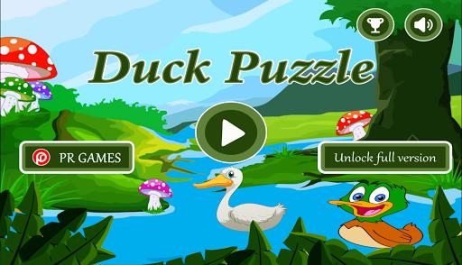 Duck Puzzle PR Games