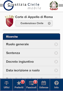 giustizia civile android apps on google play
