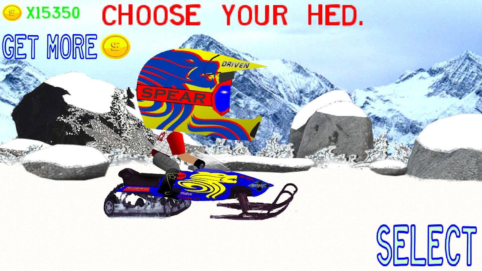 Sled-Heds 19