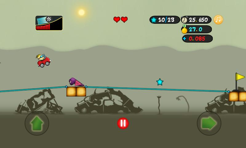 Rapid Car Rush- screenshot